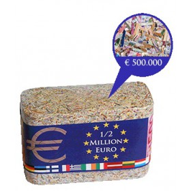 Halbe Million Euro